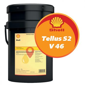 Shell Tellus S2 V 46 (20 литров)