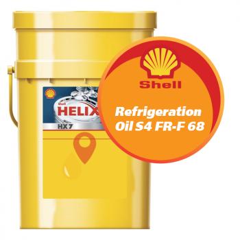Shell Refrigeration Oil S4 FR-F 68 (20 литров)