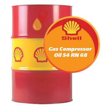 Shell Gas Compressor Oil S4 RN 68 (208 литров)