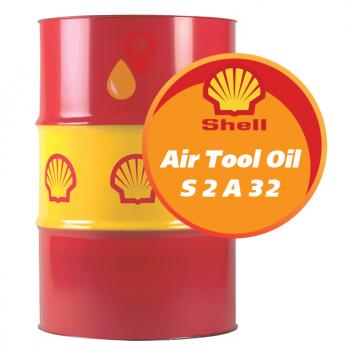 Shell Air Tool Oil S 2 A 32 (209 литров)