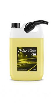Незамерзающая жидкость Сибирь Polar Wiew «Незамерзайка»