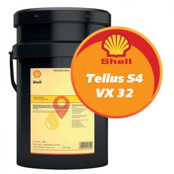 SHELL TELLUS S4 VX 32 (20 литров)